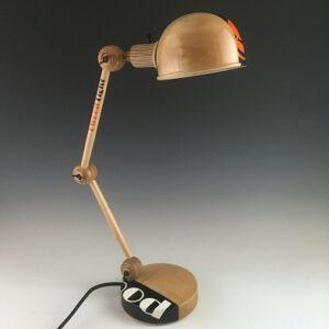 """Lampe articulée en bois Study Color """"Sailing Spirit"""""""