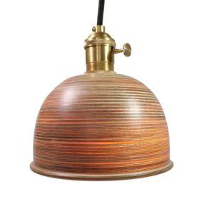 Suspension luminaire IwoodLight Roof