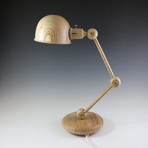 Luminaire IwoodLight Study en bois Verticale